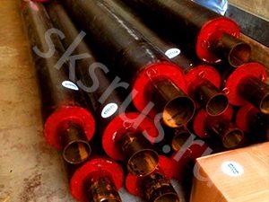 Трубы 108-200 в ППУ-ПЭ с ОДК